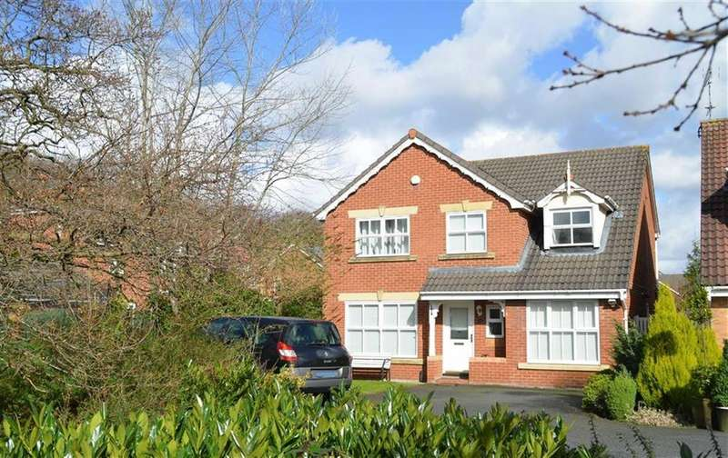 5 Bedrooms Detached House for sale in Rona Avenue, Stanney Oaks, Ellesmere Port