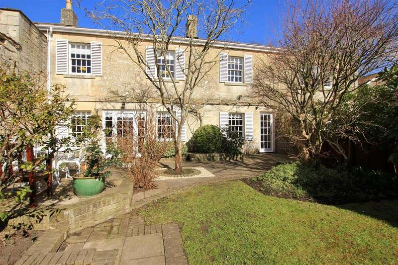 4 Bedrooms Semi Detached House for sale in Regents Place, Bradford-On-Avon