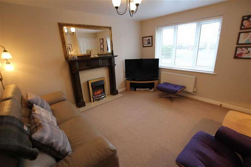 3 Bedrooms Semi Detached House for sale in Ashtree Close, Newton Aycliffe, County Durham