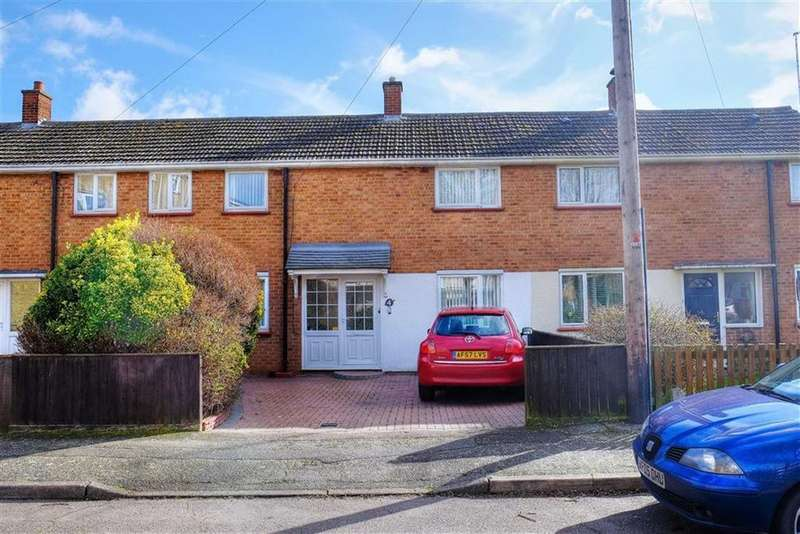 2 Bedrooms Terraced House for sale in Topham Way, Cambridge