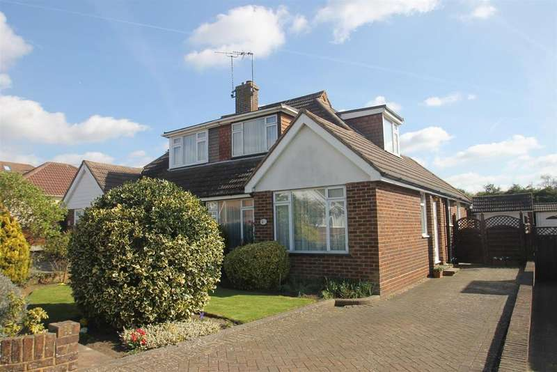 2 Bedrooms Semi Detached House for sale in Madginford Road, Bearsted, Maidstone