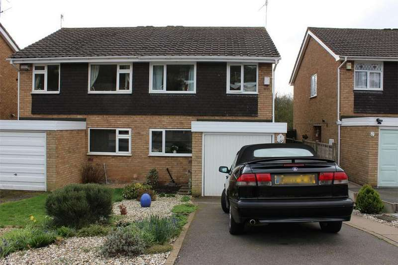 3 Bedrooms Semi Detached House for sale in 7 Marquis Drive, HALESOWEN, West Midlands