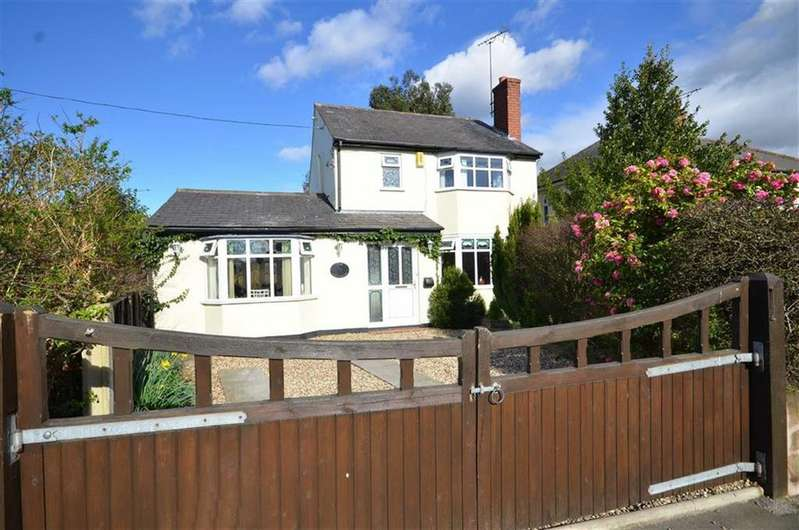 3 Bedrooms Detached House for sale in Morningside, Ince Lane, CH2