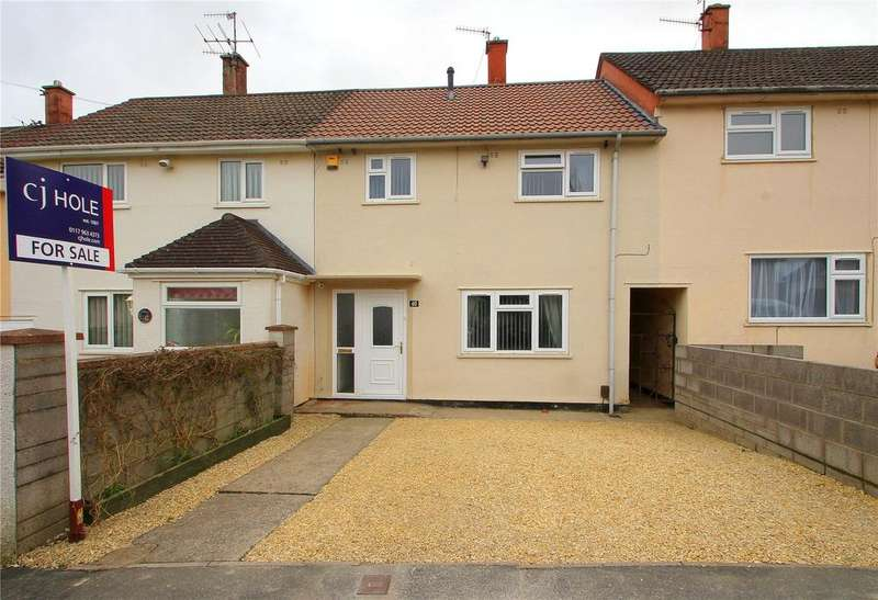 3 Bedrooms Terraced House for sale in Arthurswood Road, Bishopsworth, Bristol, BS13