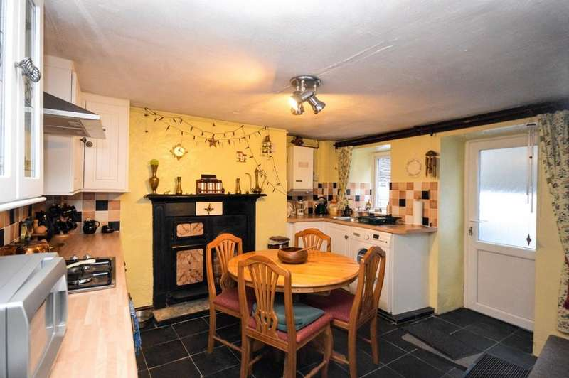 2 Bedrooms End Of Terrace House for sale in High Street, Bethesda, North Wales