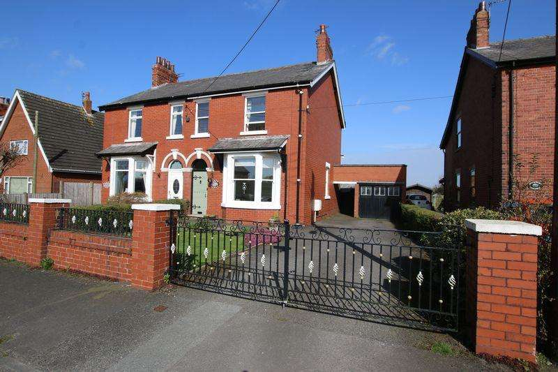 4 Bedrooms Semi Detached House for sale in Rydal Mount, Station Road, Little Hoole
