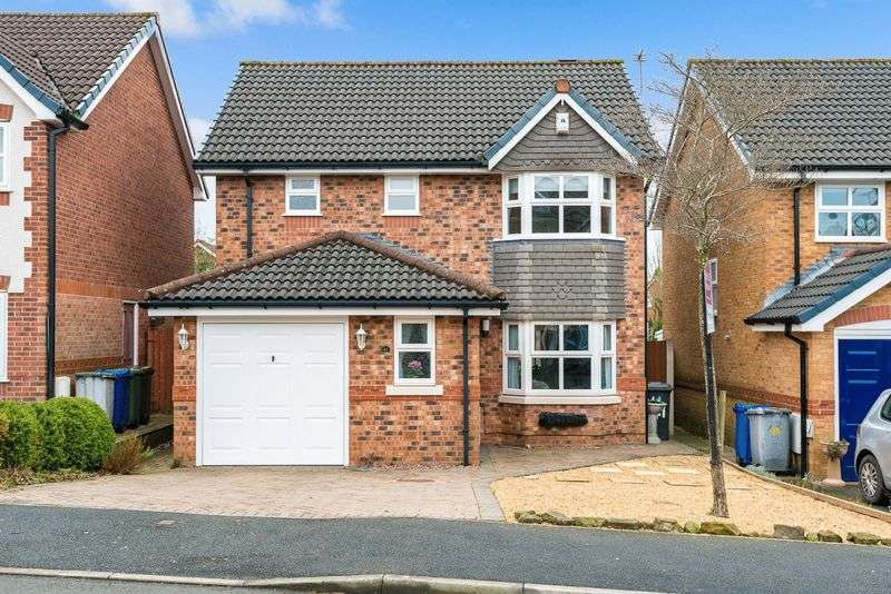 3 Bedrooms Detached House for sale in Copeland Drive, Standish