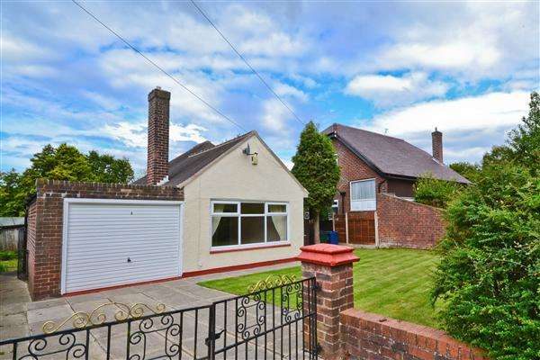 2 Bedrooms Bungalow for sale in Fir Tree Close, Skelmersdale
