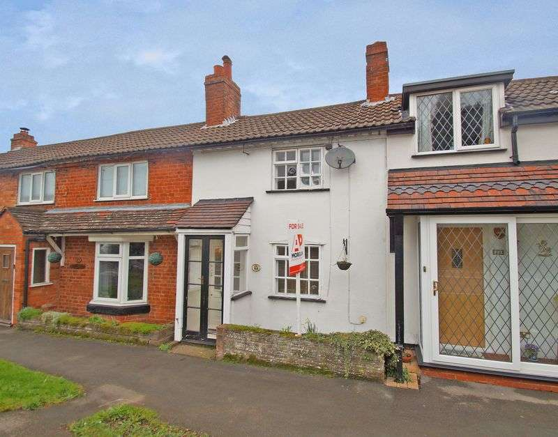 2 Bedrooms Terraced House for sale in Redditch Road, Stoke Heath. Bromsgrove