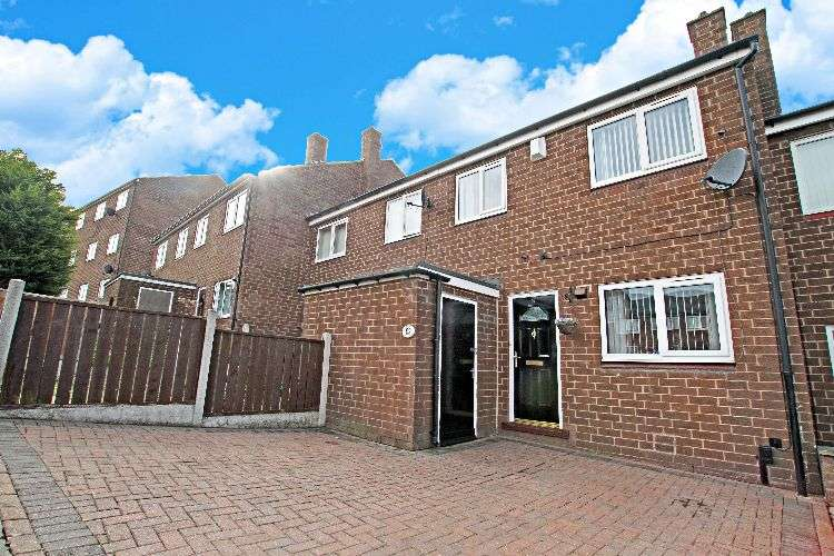 3 Bedrooms Terraced House for sale in Wagon Road, South Yorkshire, S61 4QF