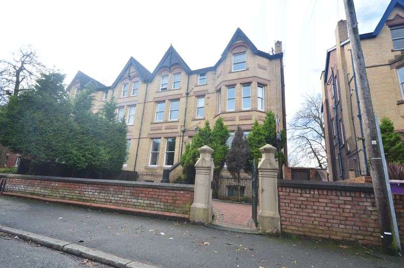 2 Bedrooms Flat for sale in Hargreaves Road, Aigburth