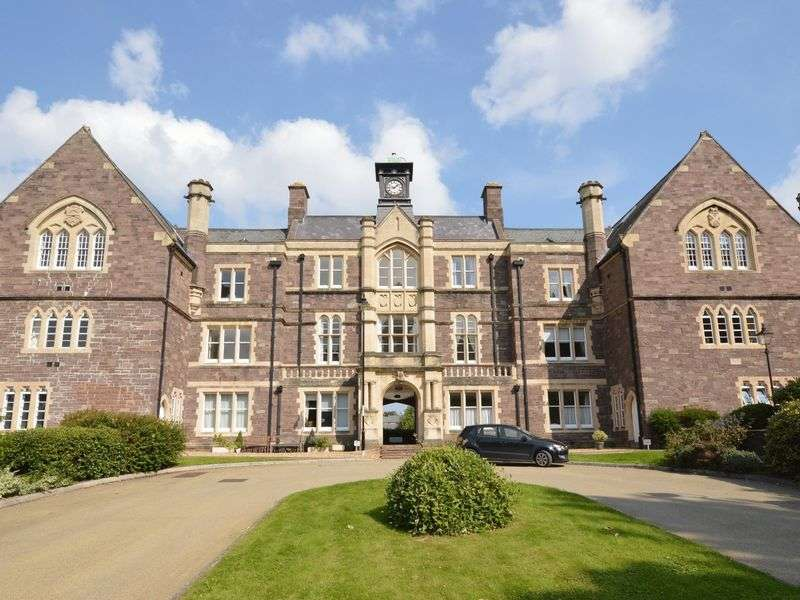 2 Bedrooms Flat for sale in Sarno Square, Abergavenny