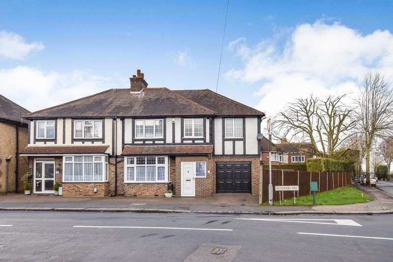 5 Bedrooms Terraced House for sale in Richmond Hill, Luton