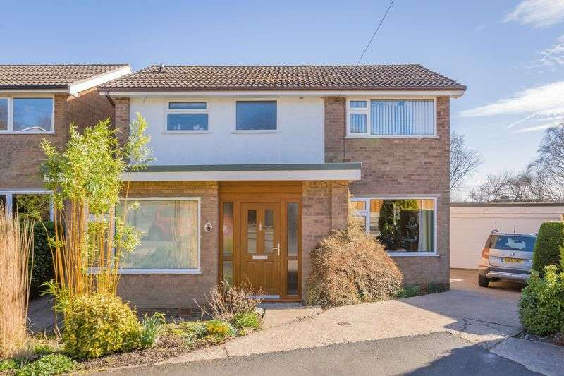 5 Bedrooms Detached House for sale in Hallam Grange Croft, Fulwood, Sheffield