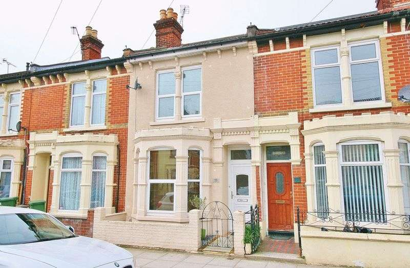 3 Bedrooms Terraced House for sale in Folkestone Road, Baffins