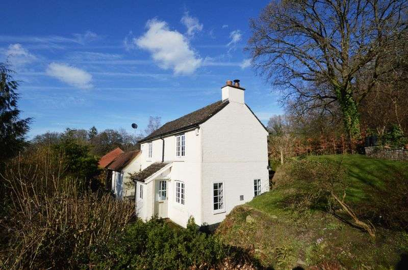 3 Bedrooms Detached House for sale in Beech Hill Road, Arford