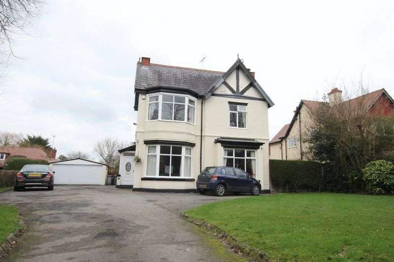 6 Bedrooms Detached House for sale in Moreton Road, Upton, Wirral