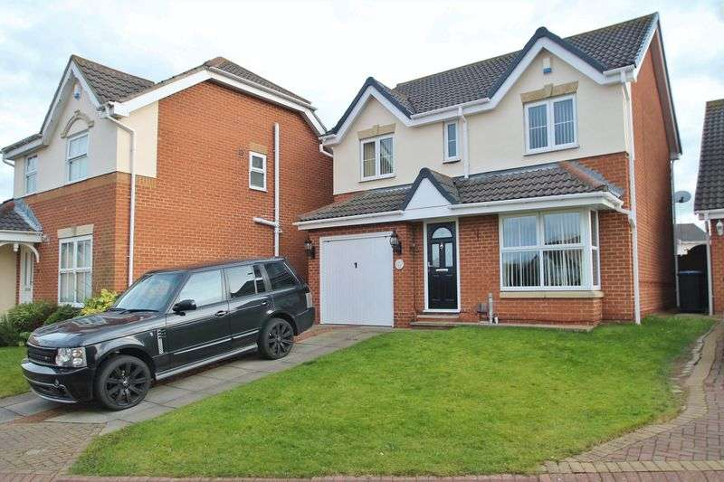 4 Bedrooms Detached House for sale in Cranbrook, Marton