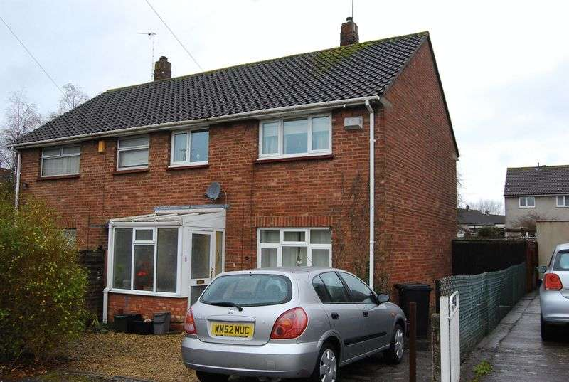 3 Bedrooms Semi Detached House for sale in Romney Avenue, Bristol
