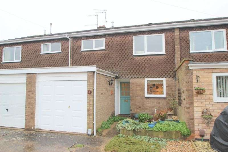 3 Bedrooms Terraced House for sale in Sanctus Drive, Stratford-Upon-Avon