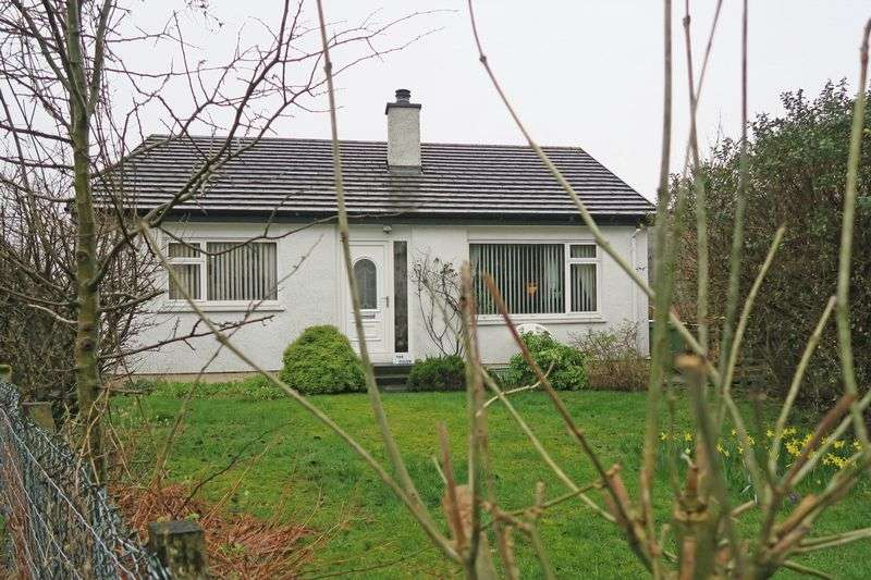 2 Bedrooms Detached Bungalow for sale in Stormyhill Road, Portree
