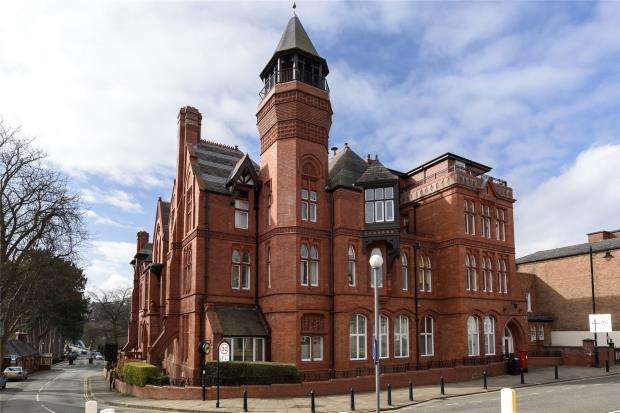 1 Bedroom Flat for sale in Kingsland Bridge Mansions, Murivance, Shrewsbury