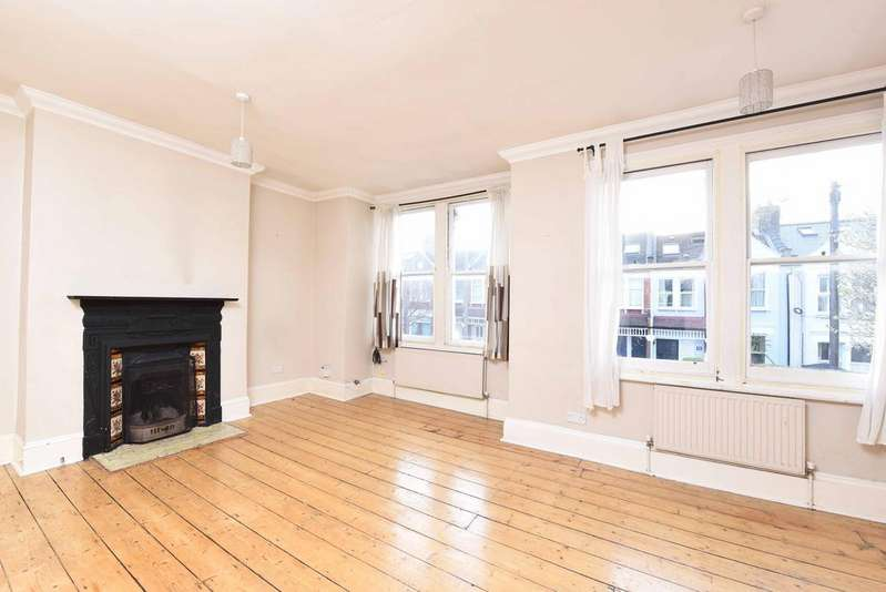2 Bedrooms Flat for sale in Trentham Street, SW18