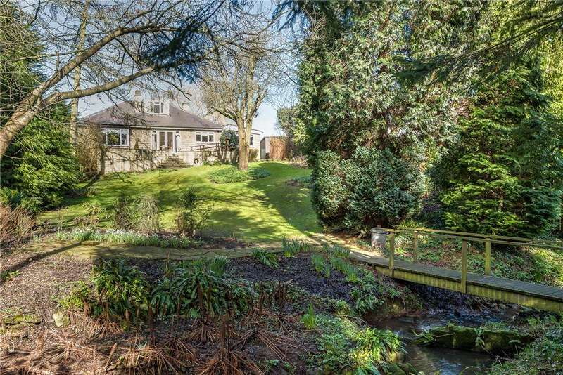 3 Bedrooms Detached House for sale in Breckon Garth, Belmont Avenue, Calcutt, Knaresborough