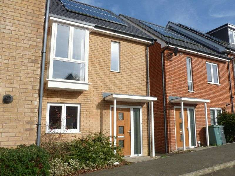 2 Bedrooms House for sale in Consort Gardens, East Cowes