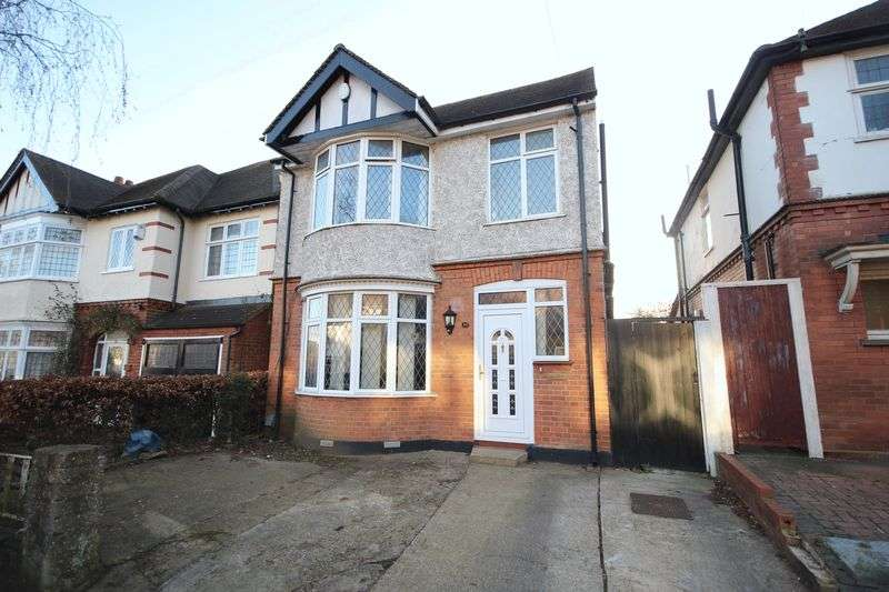 3 Bedrooms Detached House for sale in Alexandra Avenue, Luton