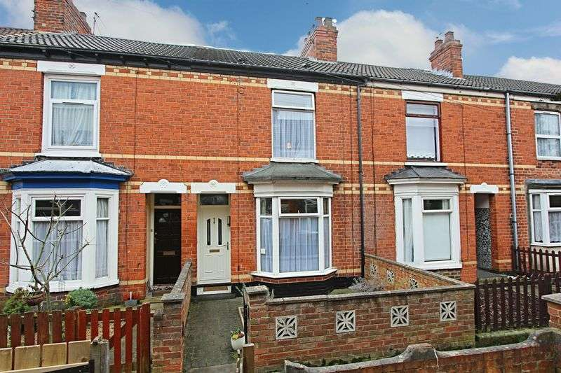 2 Bedrooms Terraced House for sale in Brougham Street, Hull