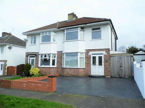 3 Bedrooms Semi Detached House for sale in Mount Earl, Bridgend, Bridgend, Mid Glamorgan