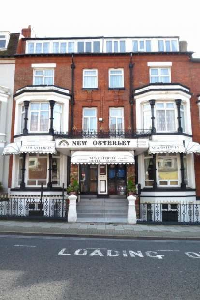 48 Bedrooms Hotel Gust House for sale in Adelaide Street Central Blackpool