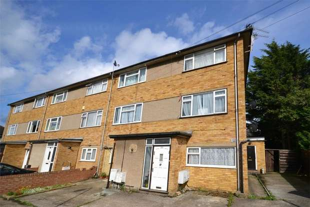 1 Bedroom Flat for sale in Byron Road, WEMBLEY, Middlesex