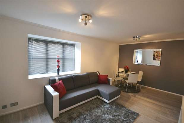 1 Bedroom Flat for sale in Conifer Way, WEMBLEY, Middlesex