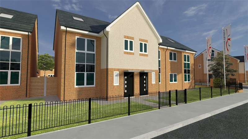 3 Bedrooms Town House for sale in Woodvale, Westhoughton, Bolton, Lancashire
