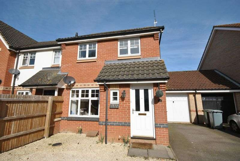 3 Bedrooms Terraced House for sale in Evans Way, Old Catton
