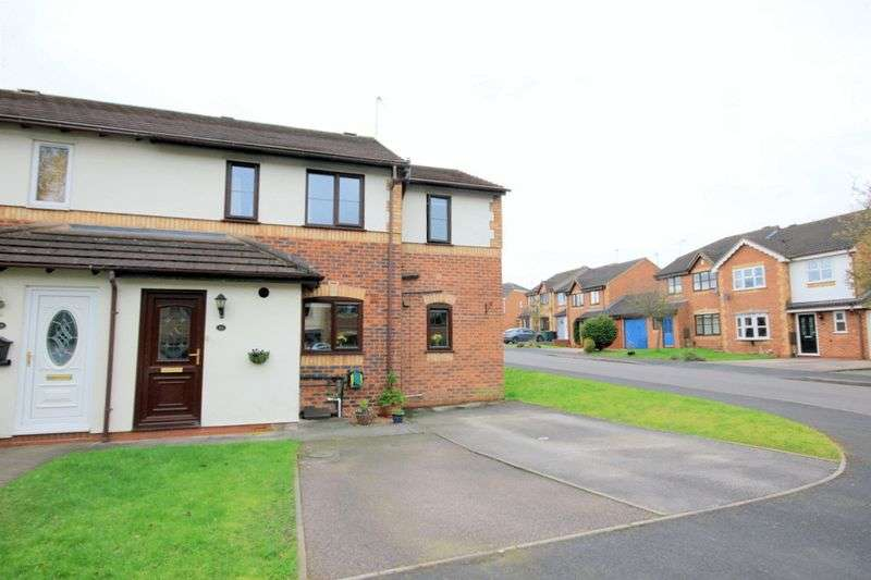 3 Bedrooms Terraced House for sale in 16 The Ridgeway, Stafford