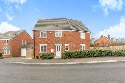 4 Bedrooms Detached House for sale in Booths Lane, Birmingham, West Midlands