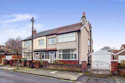 4 Bedrooms Semi Detached House for sale in The Cloisters, Crosby, Liverpool, Merseyside, L23