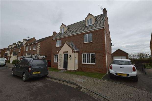 5 Bedrooms Detached House for sale in Walton Cardiff, TEWKESBURY, Gloucestershire, GL20 7RS