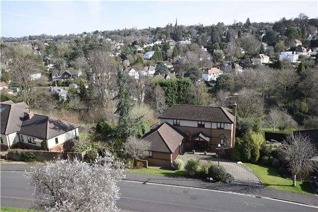 3 Bedrooms Flat for sale in Cedar Court,Glenavon Park, Sneyd Park, Bristol, BS9 1RL