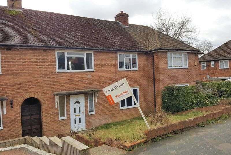 3 Bedrooms Terraced House for sale in Buckingham Drive