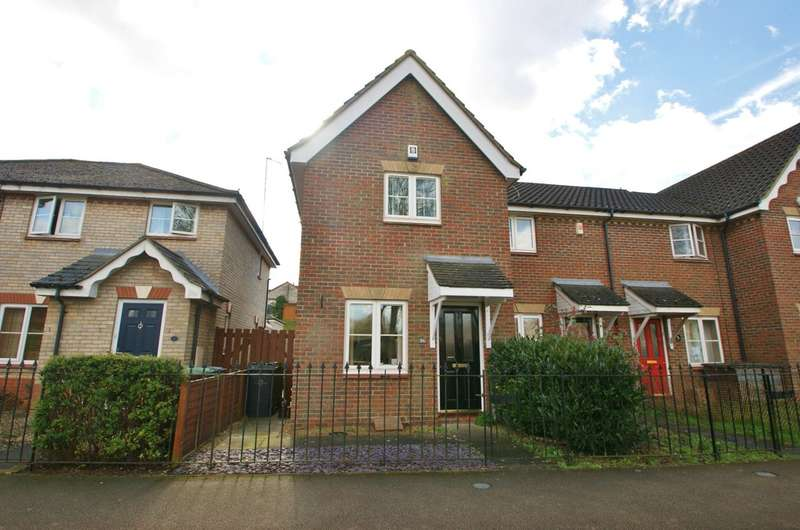 2 Bedrooms End Of Terrace House for sale in West End, Costessey