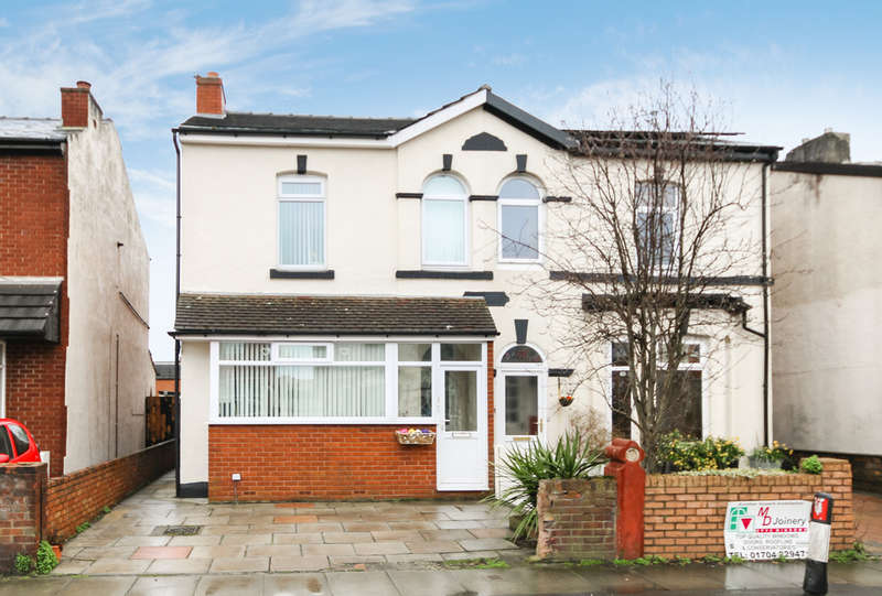 3 Bedrooms Semi Detached House for sale in St. Lukes Road, Southport
