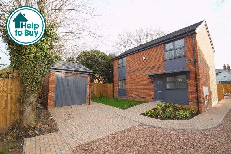 3 Bedrooms Detached House for sale in Evesham Road, Astwood Bank. Redditch