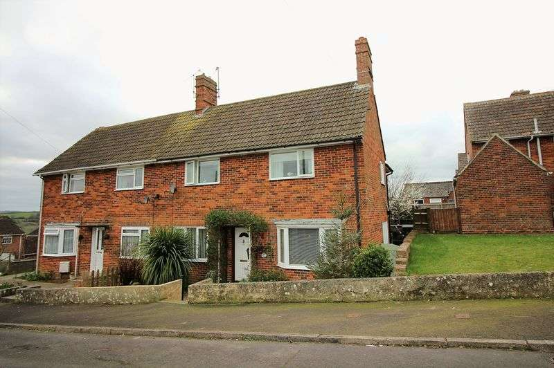 4 Bedrooms Semi Detached House for sale in Blackdown View, Ilminster