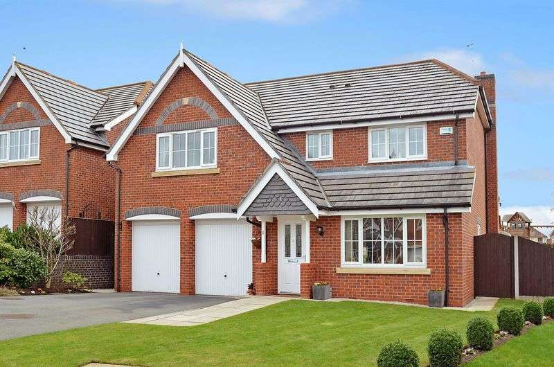 5 Bedrooms Detached House for sale in Eanleywood Farm Close, Norton