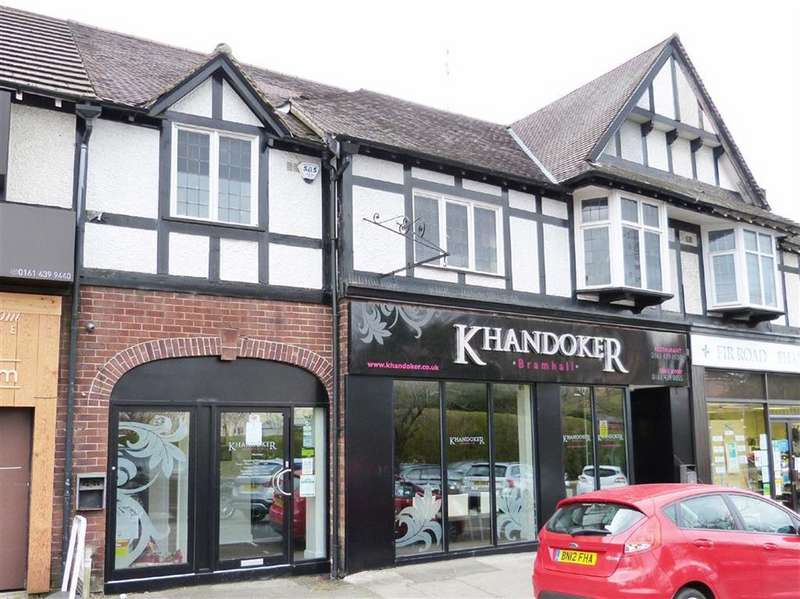 Property for sale in Fir Road, Bramhall, Stockport