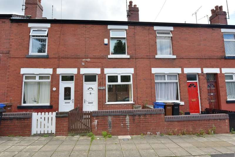 2 Bedrooms Terraced House for sale in Yates Street, Portwood, Stockport, SK1 2LH